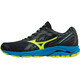 Mizuno Wave Inspire 14 Running Shoes Men blue/black